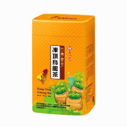 《天仁》台灣靈芽-凍頂烏龍茶(300g/罐)