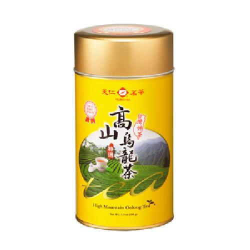 天仁 高山烏龍茶(150g/罐)