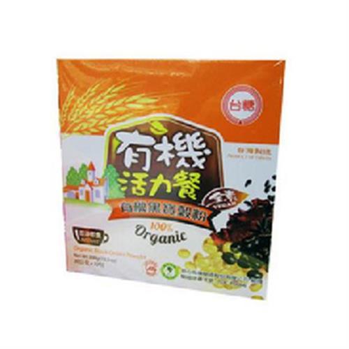 台糖 有機黑寶穀粉(30g*10包/盒)