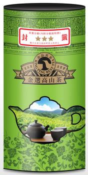 金品 金賞烏龍茶(450g/罐)
