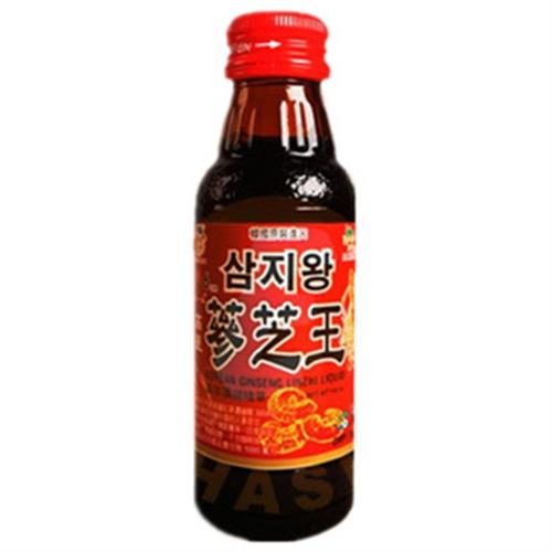 金蔘 6年根高麗蔘芝王(100ml*6瓶/盒)