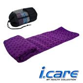 《艾可兒》【JOEREX】瑜珈舖巾/瑜珈用品(附網狀背袋)