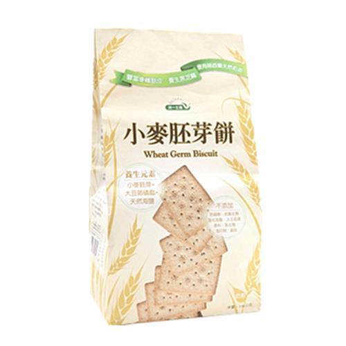 統一生機 小麥胚芽餅(袋裝)(336g/包)