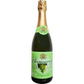 《七星》白葡萄汽泡香檳飲料-玻璃瓶(750ml/瓶)