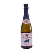 《七星》藍莓汽泡香檳飲料-玻璃瓶(750ml/瓶)
