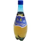 《七星》白葡萄口味汽泡飲料(1000ml/瓶)