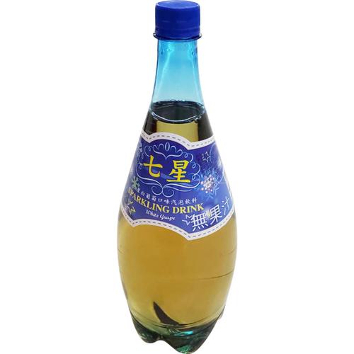 七星 白葡萄汽泡香檳飲料(1000ml/瓶)