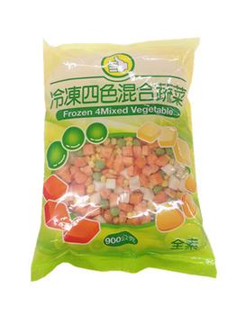 FP 冷凍四色混合蔬菜(900g±5%/包)