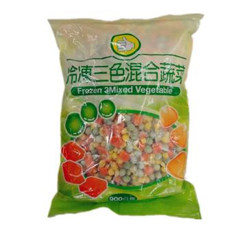 FP 冷凍三色混合蔬菜(900g±5%/包)