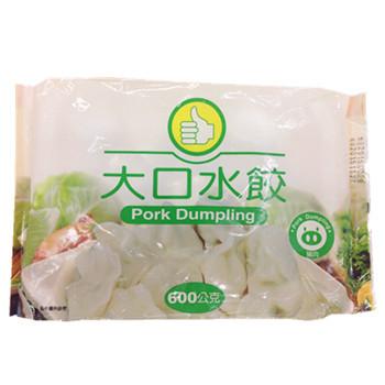 FP 大口水餃-豬肉高麗菜(600g±5%/包)