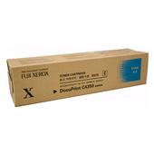 《富士全錄》【粉有禮貼紙】原廠高容量碳粉匣 適用 Docu Printer C4350 雷射印表機(CT200857 藍色)