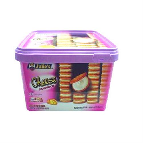 茱蒂絲 Julies乳酪三明治餅乾(28g*18包/盒)