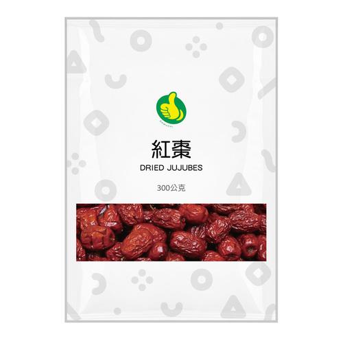 FP 大紅棗(調理用)(300g±5%/包)
