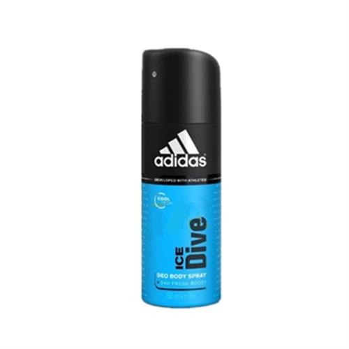 愛迪達 絕對無敵男用香體噴霧-品味透涼(150ml/罐)