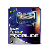 《吉列》PROGLIDE無感系列刀片(4入裝/盒)