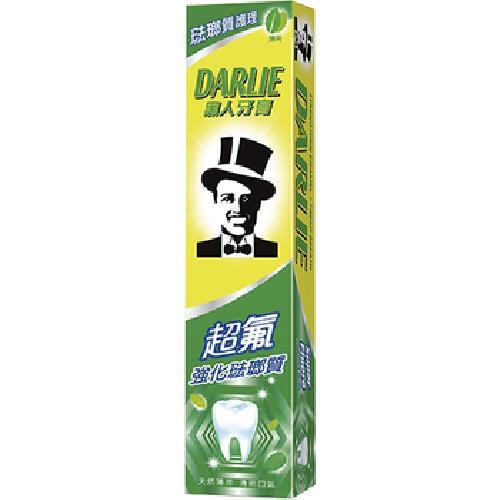 黑人 超氟牙膏(50g/條)