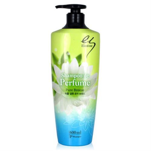 韓國ELASTINE 永恆珍愛奢華香水洗髮精(600ml/瓶)