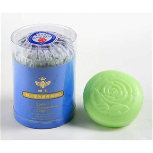 蜂王 雙效蘆薈潤膚皂(100g*3/組)