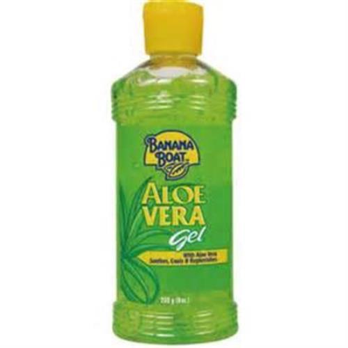 香蕉船 曬後修護蘆薈清涼凝露(230g/罐)