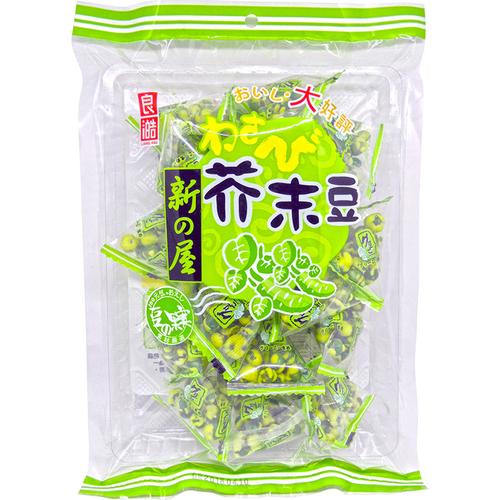 良澔 芥末豆(180公克/包)