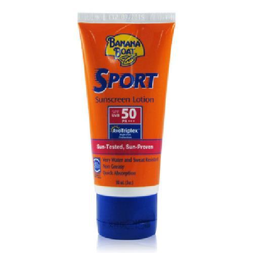 《香蕉船》運動系列防曬乳液SPF50(90ml/罐)