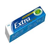 《Extra》無糖口香糖-薄荷口味(7片x20條/盒)
