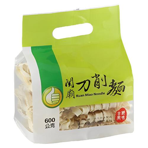 FP 關廟刀削麵(600g/包)