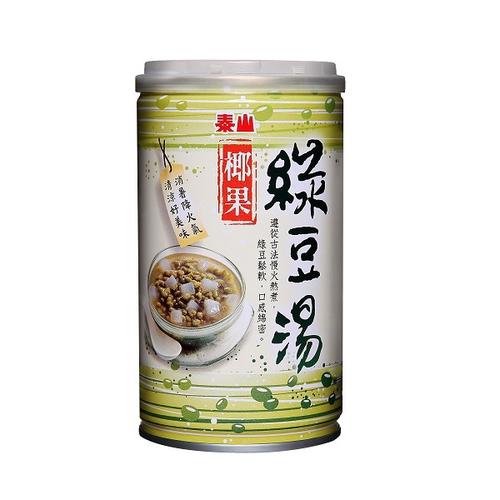 泰山 綠豆椰果湯(330g*6罐/組)