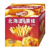 《聯華》卡迪那95℃北海道風味薯條-鹽味(90G(18G*5包))