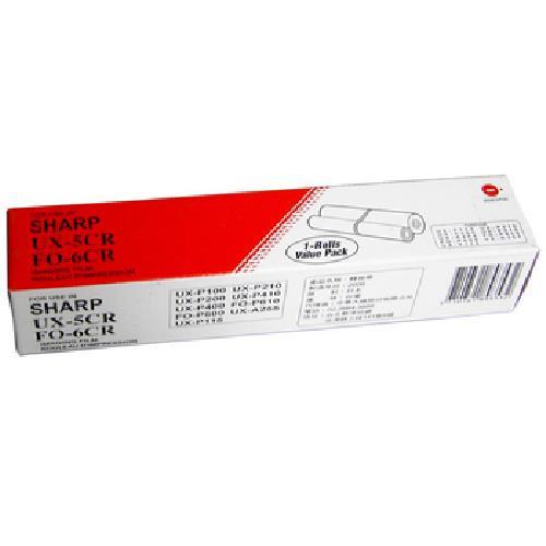 SHARP 50米轉寫帶 UX-5CR*1入(適用P100/200/400/600)