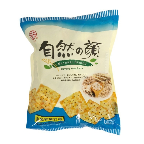 中祥 什糧蘇打餅乾量販包 310g/包