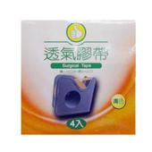 《FP》透氣膠帶-0.5吋膚色(4入/盒)