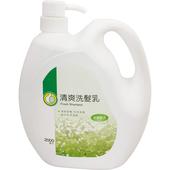 《FP》洗髮乳-清爽型(2000ml/瓶)