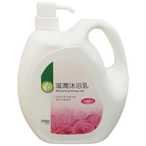 FP 沐浴乳 滋潤(2000ml/瓶)