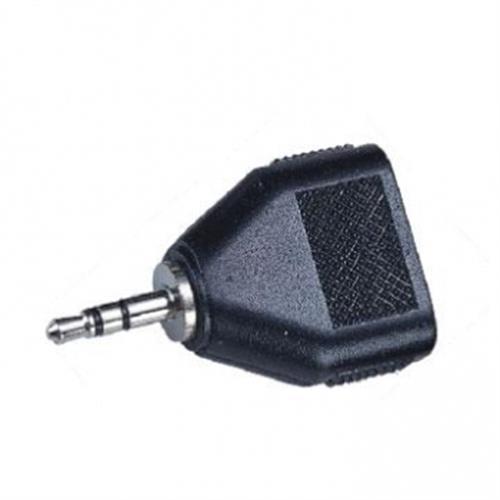 大通 耳機雙倍插頭PAVA202