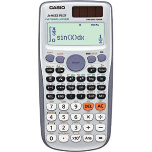 CASIO 工程用計算機 FX-991ES PLUS