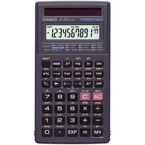 CASIO 國家考試工程計算機 FX-82SOLAR