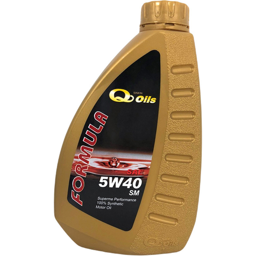 新金Q 5W40全合成機油1L