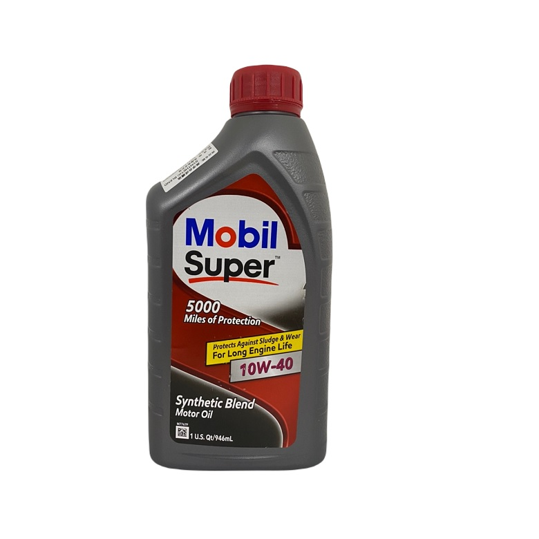 美孚Mobil 超級10W40機油(0.946升)