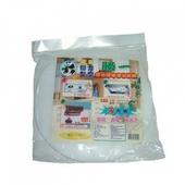 《永隆鋁業》排油煙機濾油棉網-圓(6入)(直徑29cm(±3%))