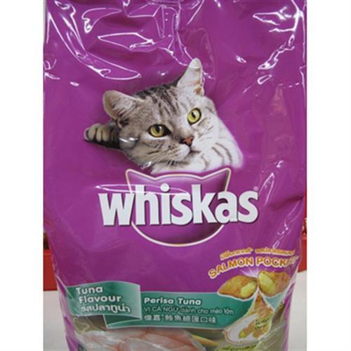 偉嘉 貓乾糧-鮪魚總匯(1.2kg/袋)