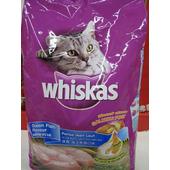 《偉嘉》貓乾糧-海洋魚類(1.2kg/包)