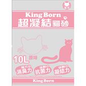 《KB》超凝結貓砂-原味(10L/包)