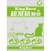 《KB》超凝結貓砂-蘋果香(10L/包)