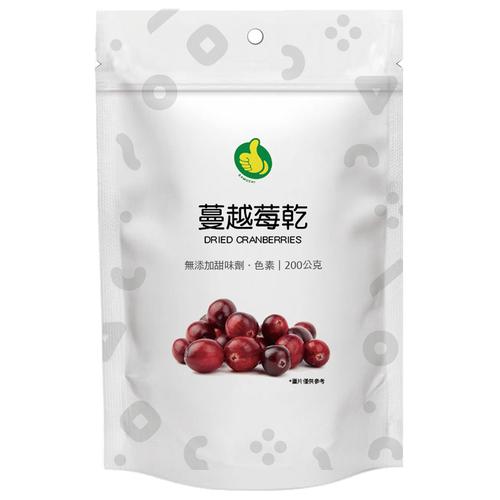 RT 蔓越莓乾(200g/包)