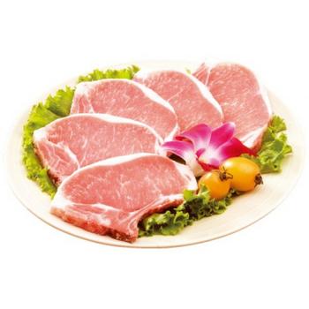 烤肉達人 冷凍豬大排(600g+-10%)