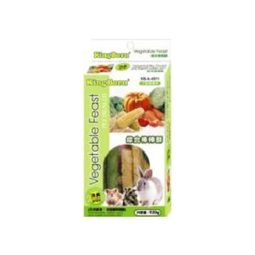 綜合棒棒酥(小動物專用) 120g/盒(120g/盒)