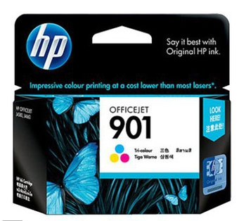 HP CC656AA 原廠彩色墨水匣 NO.901
