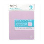 SANWA粉彩滑鼠墊(紫色)