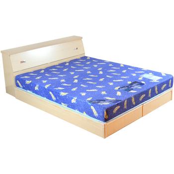 《時尚屋》安妮特5尺床箱型3件房間組(洗白)